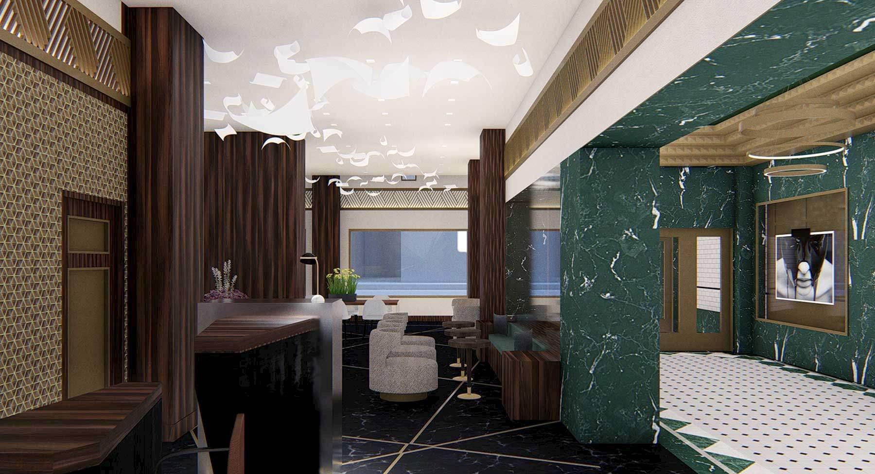 Sinclairfort Worth Hotel, Texas